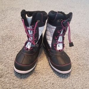 Totes girl winter snow boots
